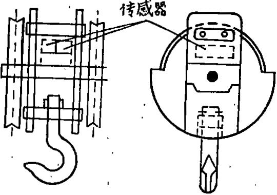 吊钩式行车电子秤的制造与应用