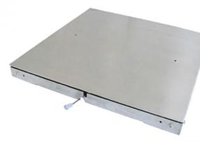 双层不锈钢面板电子地磅