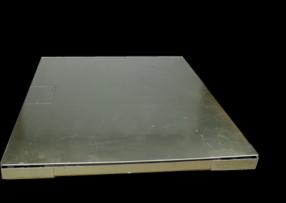 双层不锈钢电子地磅