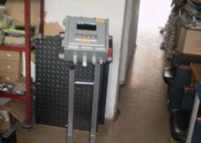 TCS带隔爆型显示器电子台秤