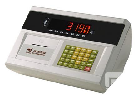 上海耀华DS3/DS8显示器称重仪表的标定方法