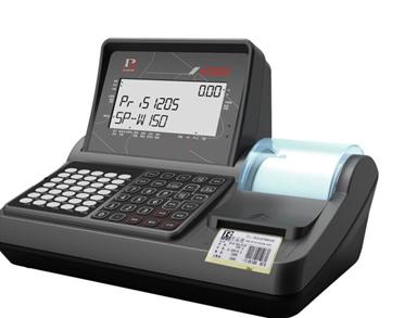 普瑞逊SPW/SPC不干胶打印称重显示器的参数设置和标定