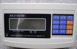台湾英展XK3150W仪表的参数设置与标定方法