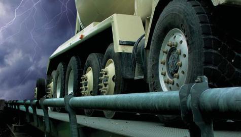 浅谈汽车衡防雷击系统保护措施