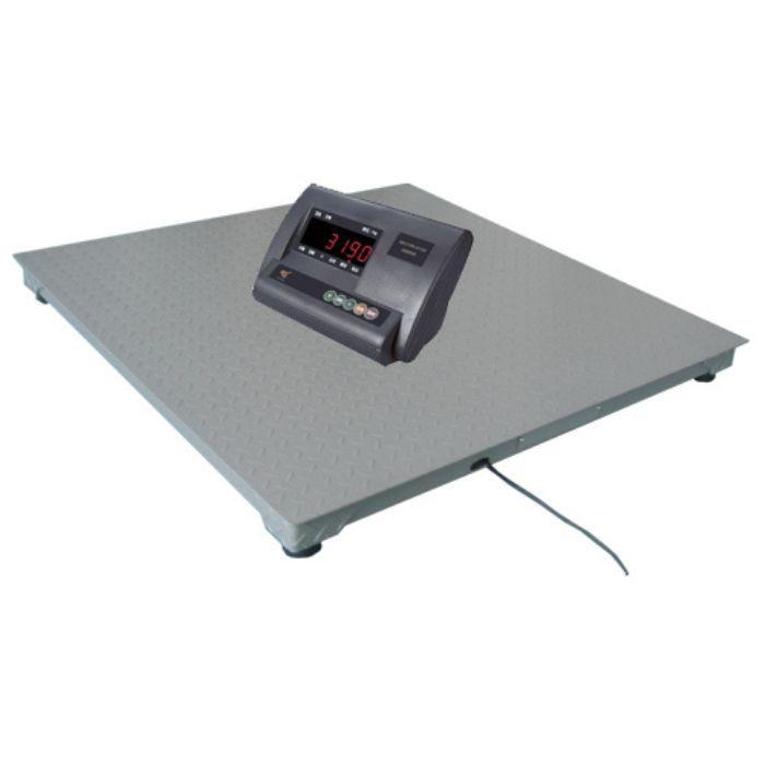 电子地磅称是由什么组成的?