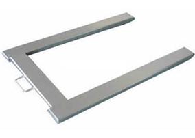 U型碳钢电子地磅