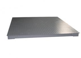 单层碳钢防爆电子地磅