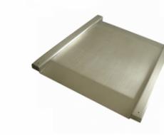 超低单层不锈钢防爆电子地磅