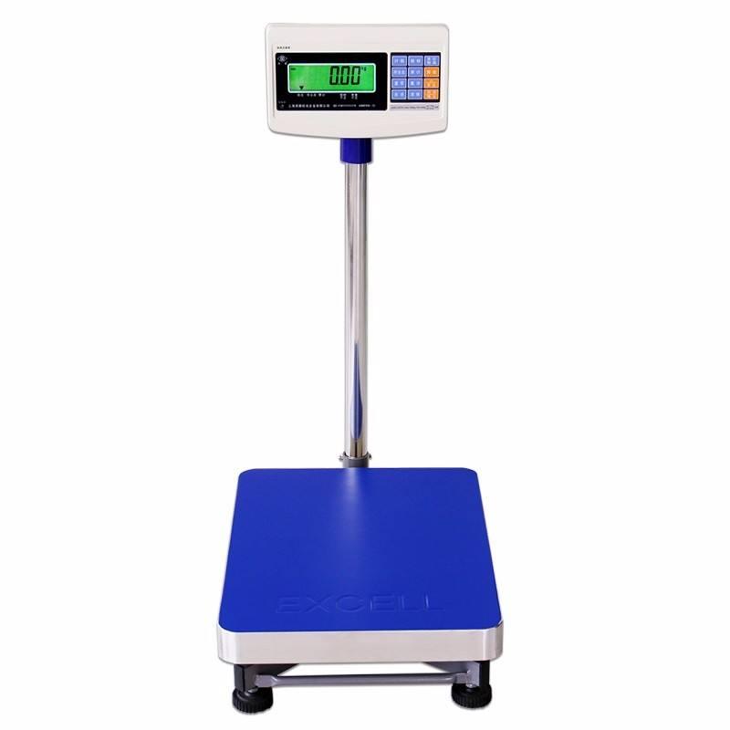 300公斤电子台秤多少钱一台?
