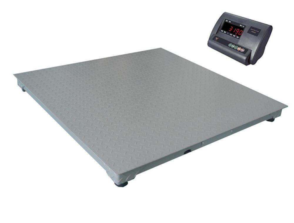 地磅显示器不显示重量怎么回事?